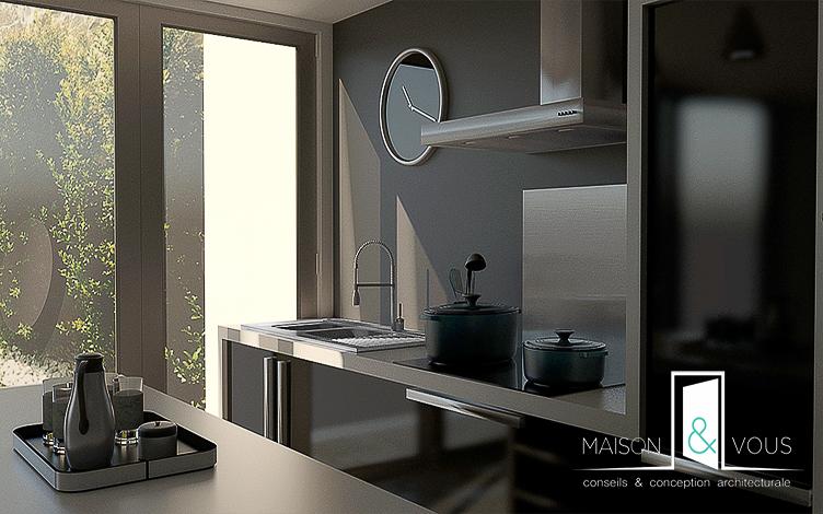 cuisine-sur-mesure-noire-et-blanche-maison-et-vous-3