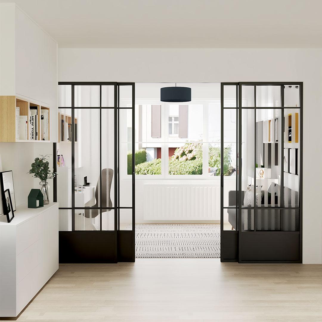 portes-coulisantes-métallique-cloisson-métal-rénovation-maison-maisonetvous
